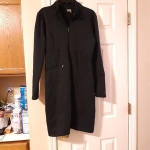 Athleta fleece lined dress